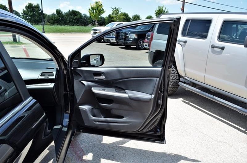 2013 Honda CR-V for sale at LAKESIDE MOTORS, INC. in Sachse TX