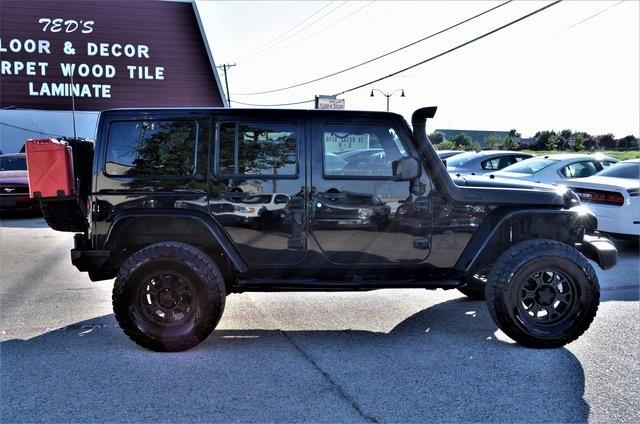 2012 Jeep Wrangler Unlimited for sale at LAKESIDE MOTORS, INC. in Sachse TX