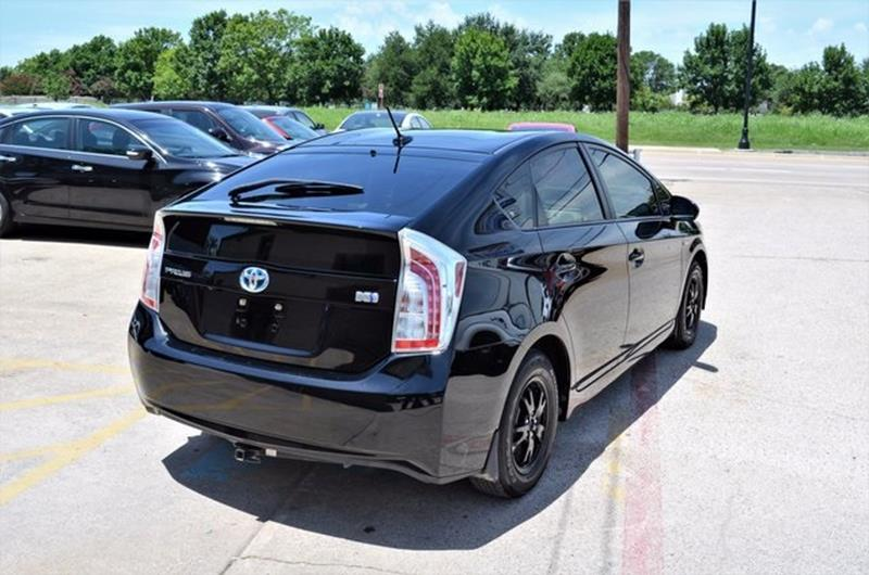 2013 Toyota Prius for sale at LAKESIDE MOTORS, INC. in Sachse TX
