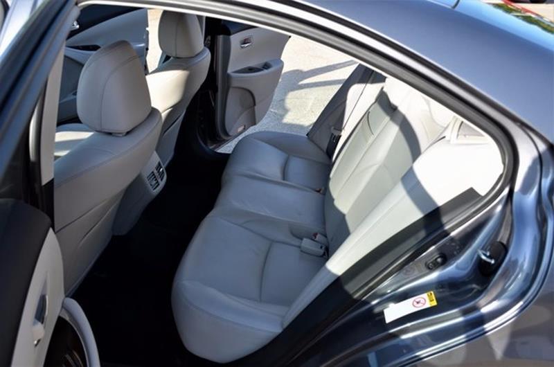 2012 Lexus ES 350 for sale at LAKESIDE MOTORS, INC. in Sachse TX