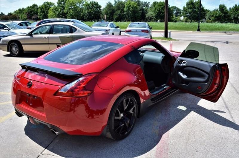 2016 Nissan 370Z for sale at LAKESIDE MOTORS, INC. in Sachse TX