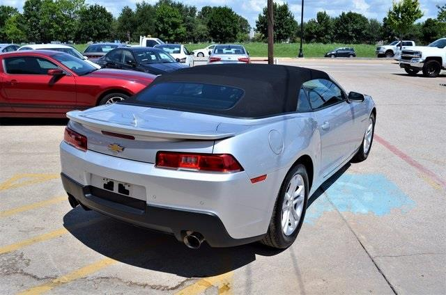 2015 Chevrolet Camaro for sale at LAKESIDE MOTORS, INC. in Sachse TX