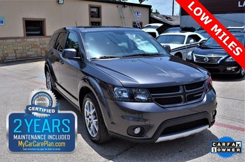 2014 Dodge Journey for sale at LAKESIDE MOTORS, INC. in Sachse TX