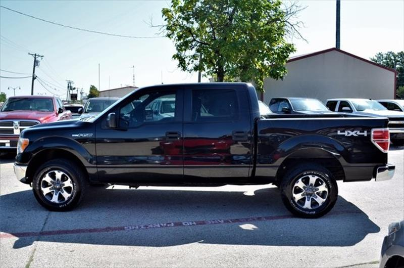 2011 Ford F-150 for sale at LAKESIDE MOTORS, INC. in Sachse TX