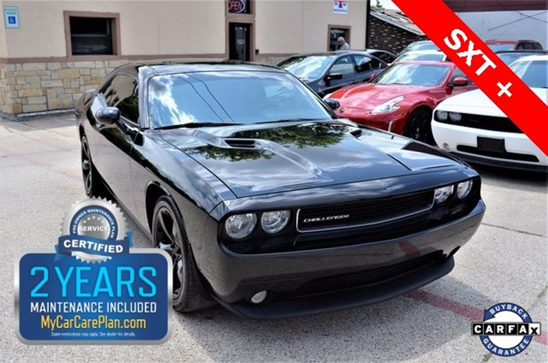 2012 Dodge Challenger for sale at LAKESIDE MOTORS, INC. in Sachse TX