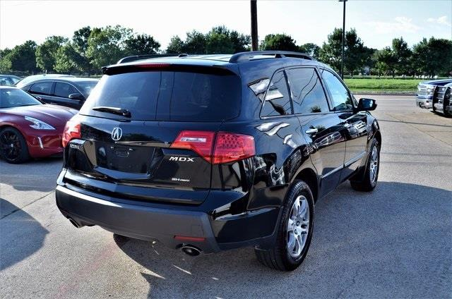2009 Acura MDX for sale at LAKESIDE MOTORS, INC. in Sachse TX