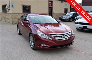 2013 Hyundai Sonata for sale at LAKESIDE MOTORS, INC. in Sachse TX