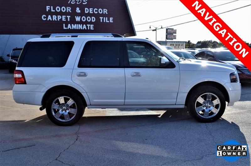 2010 Ford Expedition for sale at LAKESIDE MOTORS, INC. in Sachse TX