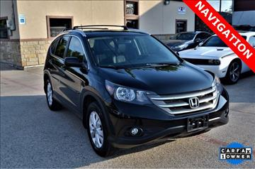 2012 Honda CR-V for sale at LAKESIDE MOTORS, INC. in Sachse TX