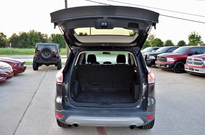 2015 Ford Escape for sale at LAKESIDE MOTORS, INC. in Sachse TX