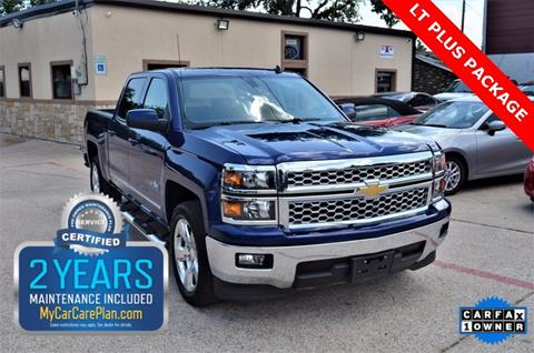 2014 Chevrolet Silverado 1500 for sale at LAKESIDE MOTORS, INC. in Sachse TX