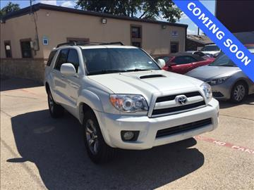 2009 Toyota 4Runner for sale at LAKESIDE MOTORS, INC. in Sachse TX