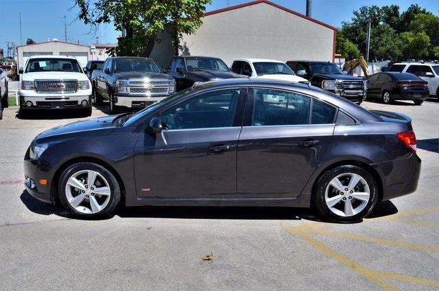 2014 Chevrolet Cruze for sale at LAKESIDE MOTORS, INC. in Sachse TX