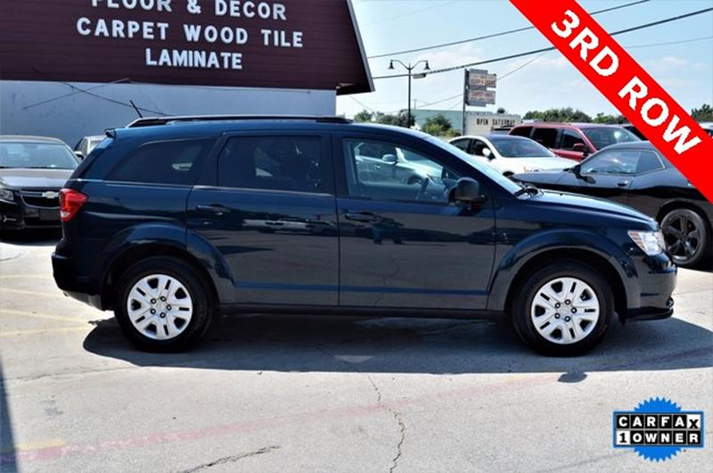 2015 Dodge Journey for sale at LAKESIDE MOTORS, INC. in Sachse TX