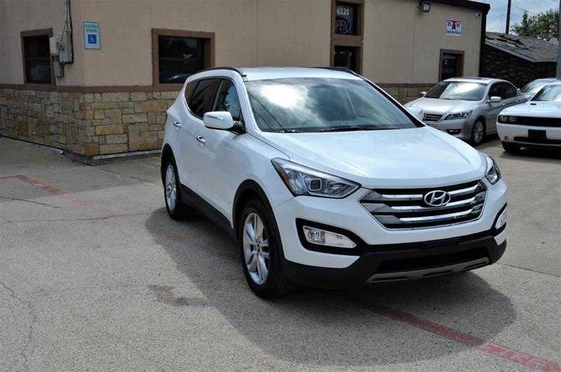 2014 Hyundai Santa Fe Sport for sale at LAKESIDE MOTORS, INC. in Sachse TX