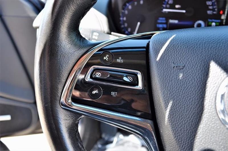 2014 Cadillac ATS for sale at LAKESIDE MOTORS, INC. in Sachse TX