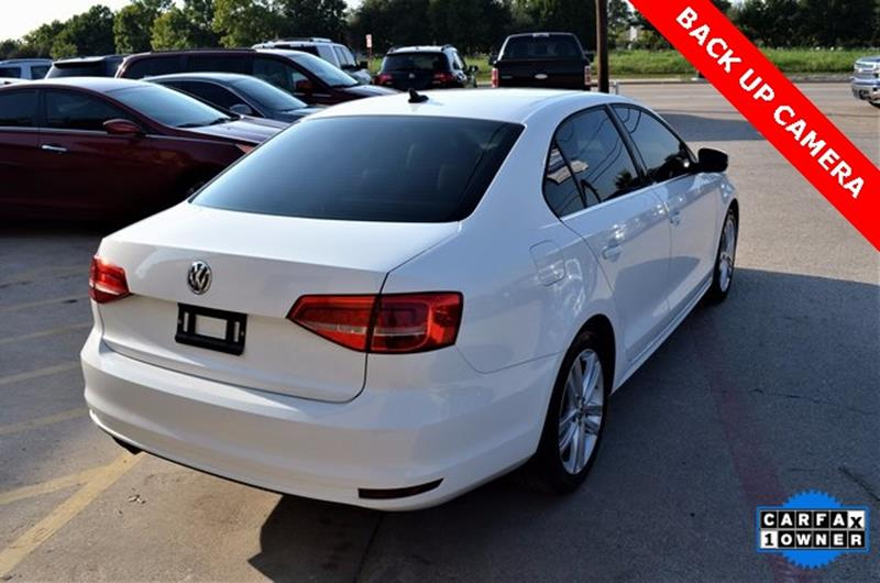 2015 Volkswagen Jetta for sale at LAKESIDE MOTORS, INC. in Sachse TX