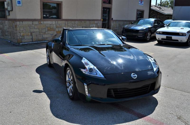 2014 Nissan 370Z for sale at LAKESIDE MOTORS, INC. in Sachse TX