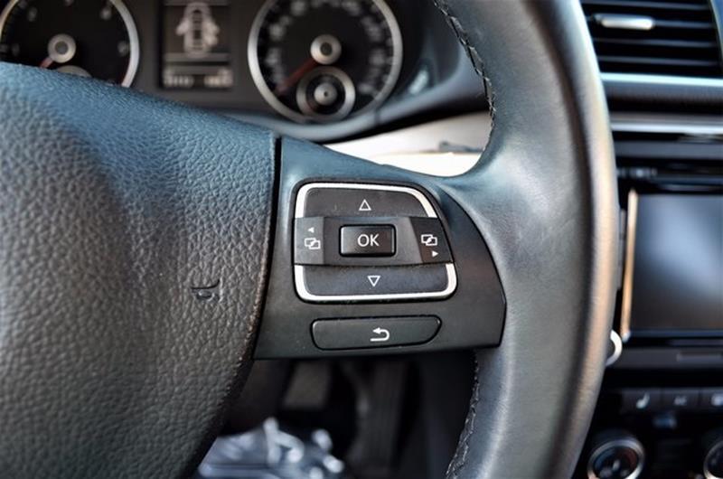 2015 Volkswagen Passat for sale at LAKESIDE MOTORS, INC. in Sachse TX