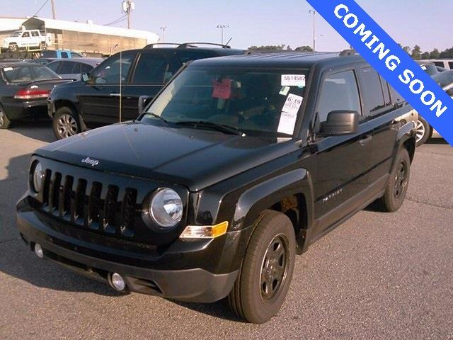 2016 Jeep Patriot for sale at LAKESIDE MOTORS, INC. in Sachse TX