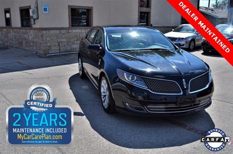2013 Lincoln MKS for sale in Sachse, TX