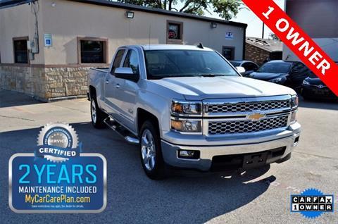 2015 Chevrolet Silverado 1500 for sale in Sachse, TX