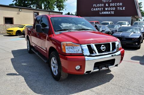 2012 nissan titan for sale in texas for Lakeside motors inc sachse tx
