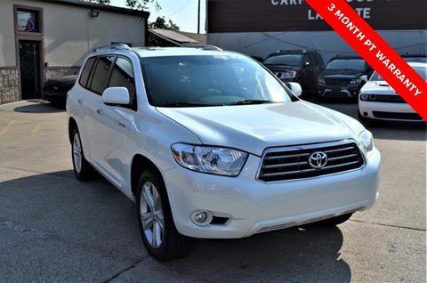 2009 Toyota Highlander for sale in Sachse, TX