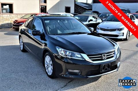 2014 Honda Accord for sale in Sachse, TX