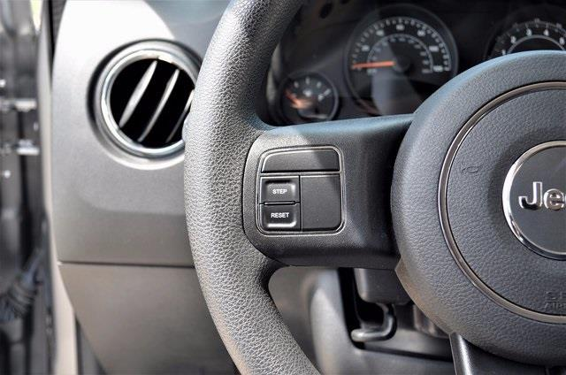 2016 Jeep Compass for sale at LAKESIDE MOTORS, INC. in Sachse TX