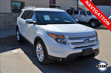 2011 Ford Explorer for sale at LAKESIDE MOTORS, INC. in Sachse TX