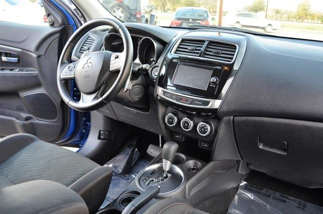 2015 Mitsubishi Outlander Sport for sale at LAKESIDE MOTORS, INC. in Sachse TX