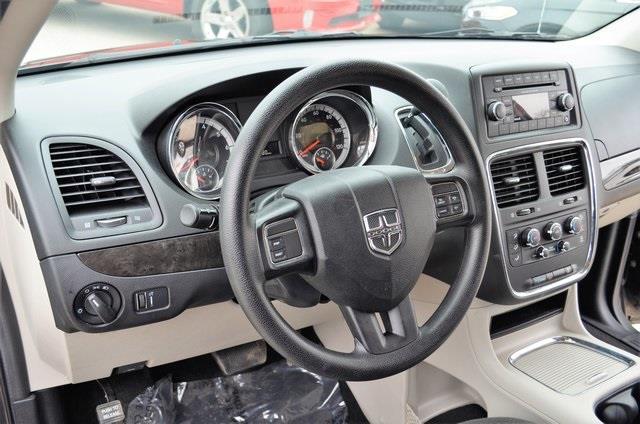 2016 Dodge Grand Caravan for sale at LAKESIDE MOTORS, INC. in Sachse TX