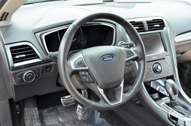 2015 Ford Fusion for sale at LAKESIDE MOTORS, INC. in Sachse TX