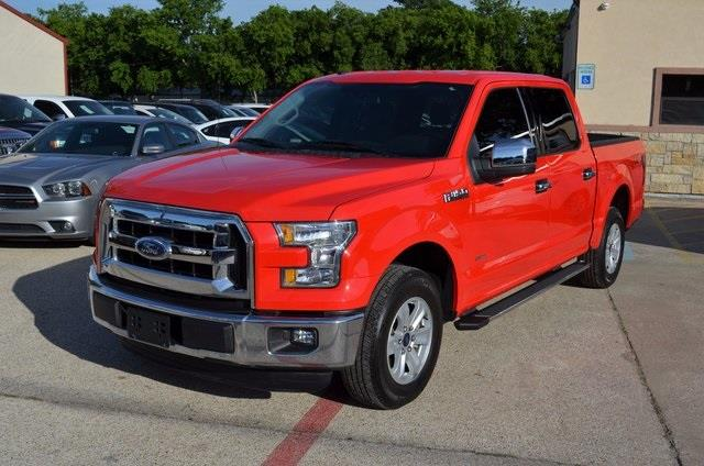 2016 Ford F-150 for sale at LAKESIDE MOTORS, INC. in Sachse TX