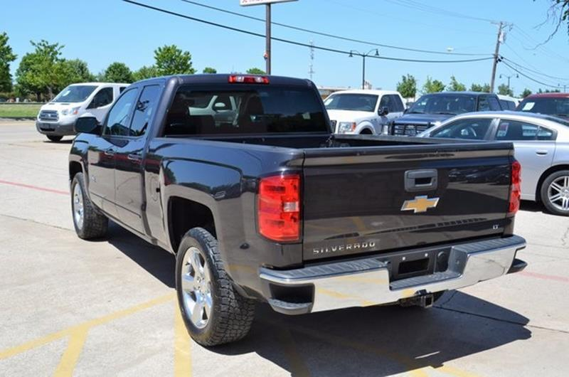 2015 Chevrolet Silverado 1500 for sale at LAKESIDE MOTORS, INC. in Sachse TX