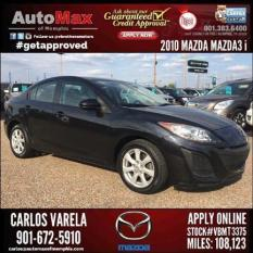 2010 Mazda MAZDA3 for sale at AutoMax of Memphis - David Harper in Memphis TN