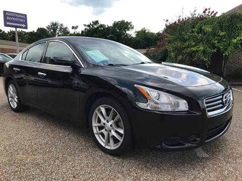 2012 Nissan Maxima for sale at AutoMax of Memphis - ALVIN BAILEY in Memphis TN