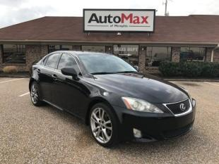 2008 Lexus IS 250 for sale at AutoMax of Memphis - Darrell James in Memphis TN