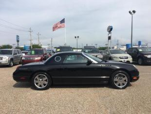 2002 Ford Thunderbird for sale at AutoMax of Memphis - David Harper in Memphis TN