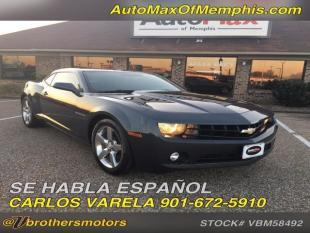2011 Chevrolet Camaro for sale at AutoMax of Memphis - V Brothers in Memphis TN
