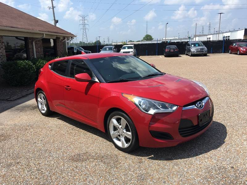 2012 Hyundai Veloster for sale at AutoMax of Memphis - Barry House in Memphis TN