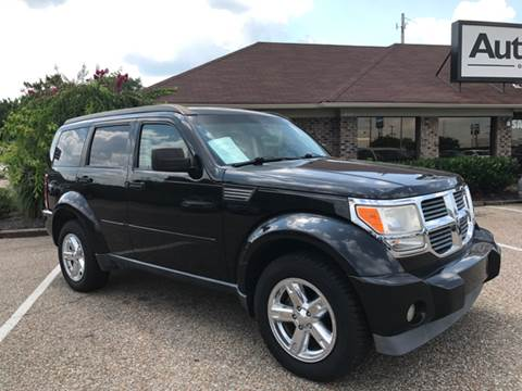 2008 Dodge Nitro for sale at AutoMax of Memphis - Chris Anderson in Memphis TN