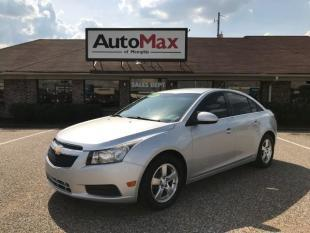 2011 Chevrolet Cruze for sale at AutoMax of Memphis - Darrell James in Memphis TN