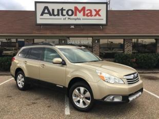 2010 Subaru Outback for sale at AutoMax of Memphis - David Harper in Memphis TN
