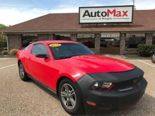 2012 Ford Mustang for sale at AutoMax of Memphis - Darrell James in Memphis TN