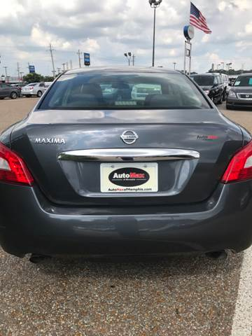 2009 Nissan Maxima for sale at AutoMax of Memphis - Barry House in Memphis TN