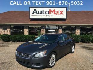 2009 Nissan Maxima for sale at AutoMax of Memphis - David Harper in Memphis TN