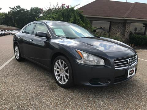 2009 Nissan Maxima for sale at AutoMax of Memphis - Chris Anderson in Memphis TN