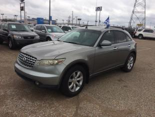 2004 Infiniti FX35 for sale at AutoMax of Memphis - Jason Wulff in Memphis TN